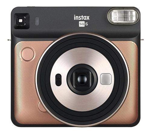 Câmera analógica instantânea Fujifilm Instax Square SQ6 blush gold