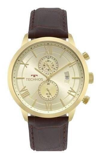Relógio Technos Classic Grantech Masculino Jp11ad/4x