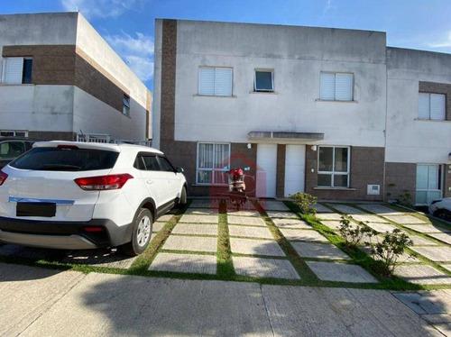 Casa Com 3 Dormitórios, Sendo 1 Suíte À Venda, 125 M² Por R$ 636.000 - Gramado - Cotia/sp - Ca1047