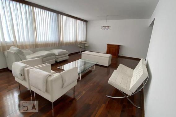 Apartamento Para Aluguel - Portal Do Morumbi, 4 Quartos, 240 - 893107368