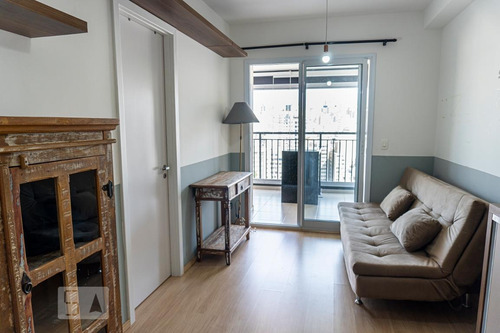 Apartamento Para Aluguel - Santa Cecília, 1 Quarto,  39 - 893307301