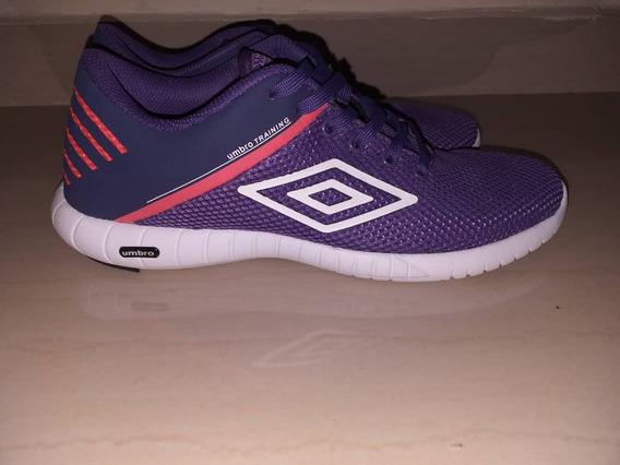 Zapatos Umbro Originales Para Damas Training