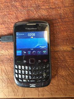 Blackberry 9300 Curve (uso O Repuesto) . Con 2 Cargadores.