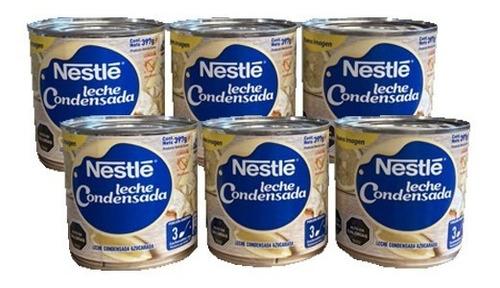 Leche Condensada Nestle 397gr (6 Unidades)