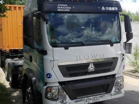 Sinotruk Howo Howo T5g Tractor 6x2