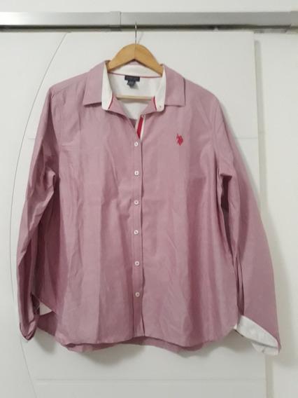 Camisa Feminina Importada Us Polo