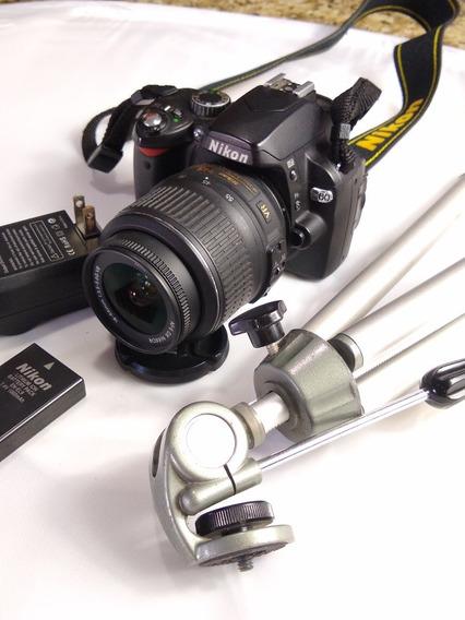 Kit Estúdio Fotográfico Nikon D60
