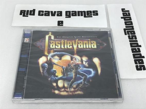 Castlevania The Original Soundtrack Cd
