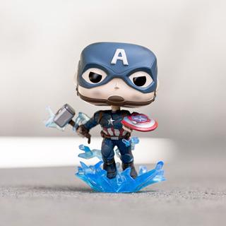 Funko Pop Marvel Avengers Endgame Capitan America #573