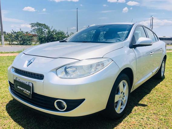 Renault Fluence 2.0 Dynamique Hi-flex 4p 2012