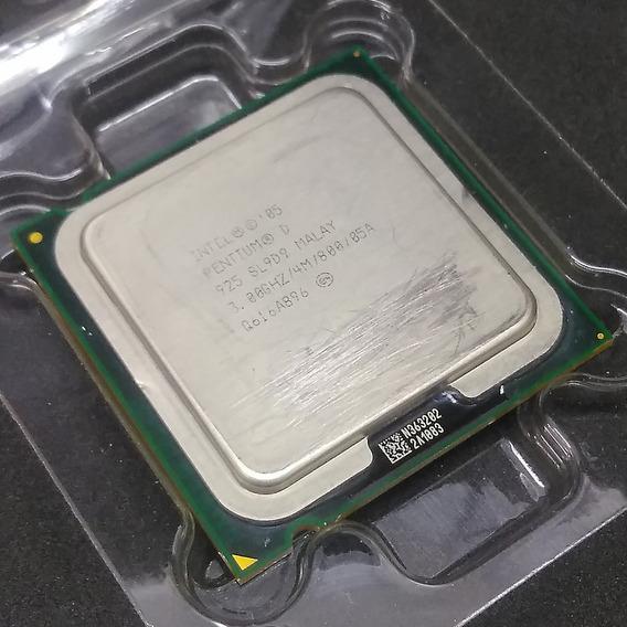 Intel Pentium D925 3.0 Ghz | 4 Mb | 800 | 775 C/ Cooler