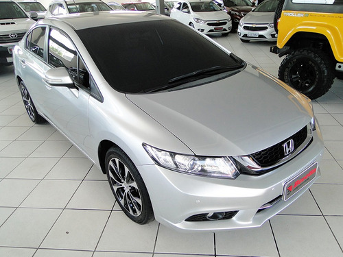 Honda  Civic Lxr Flex Aut.