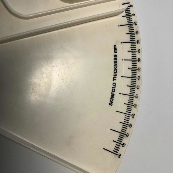 Plicometro Slim Guide/antropometrías Medidor De Grasa Calipe