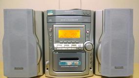 Micro System Receiver Panasonic Sa-pm11(aiwa Sony)