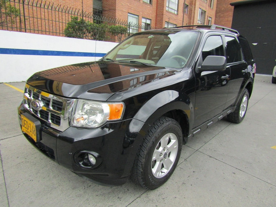 Ford Escape Xlt At 3000 Cc 4x4