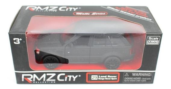 Auto De Colección Range Rover Sport Linea Mate Licencia