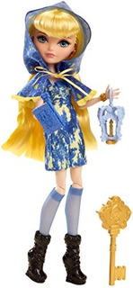 Ever After High A Través De Las Maderas Blondie Lockes Doll