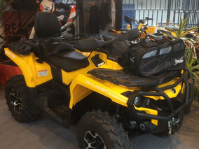 Can Am Outlander 650 Max Xt 2700km - Atv Latitud Sur