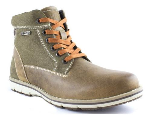 Zapato Bota Casual Lee Hombre - 102l