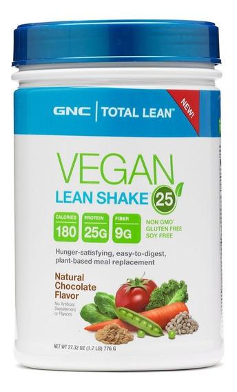 Batido Nutricional Vegano Completo Lean Shake 25 Gnc