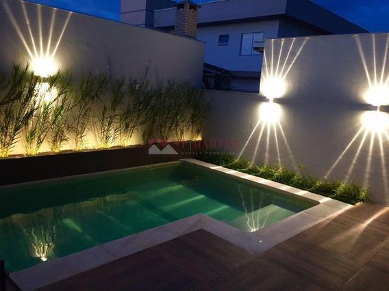 Casa Com 3 Dormitórios À Venda, 223 M² Por R$ 890.000,00 - Campestre - Piracicaba/sp - Ca0708