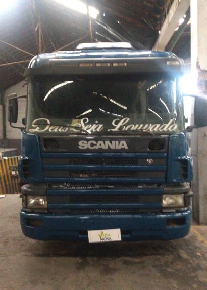 Scania P114 330 Ano 2003 / Crédito Para Negativados!