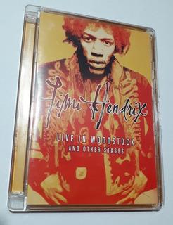 Jimi Hendrix Conciertos Dvd