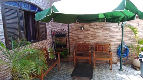 Casa 2 Quartos, No Rocha, Impecável! - Ca0356