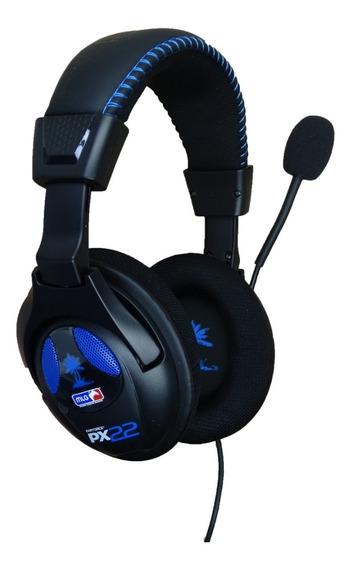 Fone Turtle Beach Ear Force Px22 S/ Amplificador