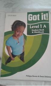 Got It! 1a Student Book E Workbook