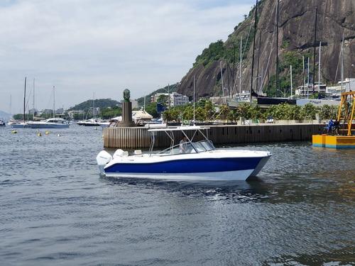Imagem 1 de 8 de Catamarã Garnet Offshore 270 Dual Console