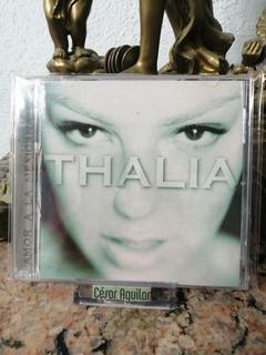 Thalia - Amor A La Mexicana 13 Tracks - Cd