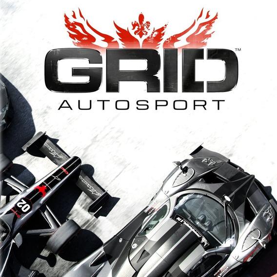 Kit Grid ( Grid Autosport + Grid 2) - Ps3- Envio Hoje !