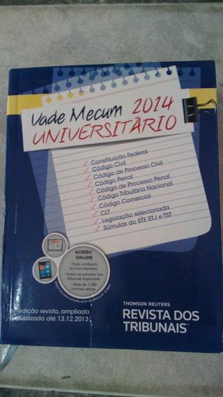 Vade Mecum Universitário 2014
