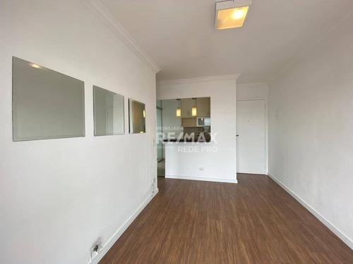 Apartamento Com 1 Dormitório À Venda, 34 M² Por R$ 348.000,00 - Mirandópolis - São Paulo/sp - Ap3419