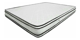 Colchon Doble Pillow Ecotop 120*190