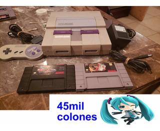 Sega , Snes , Super Nintendo , Juegos Y Accesorios