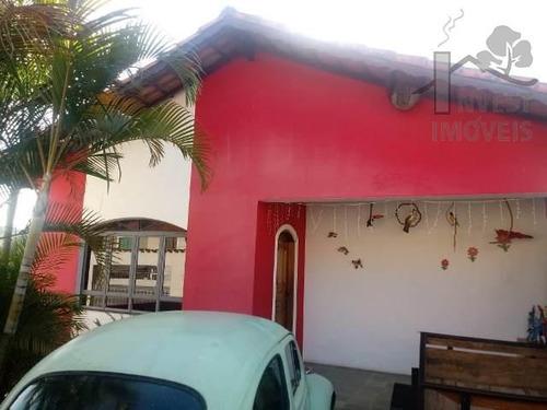 Cod 3786 - Linda Casa No Centro De Ibiúna - 3786