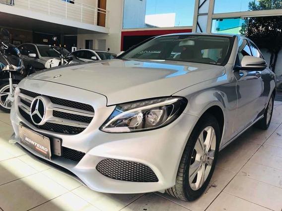 Mercedes-benz C180 1.6 Avantgarde Turbo Flex 2017