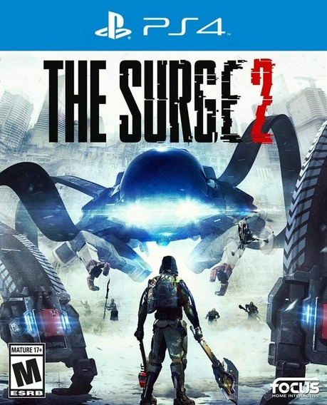 The Surge 2 Ps4 Midia Fisica Lacrado Portugues