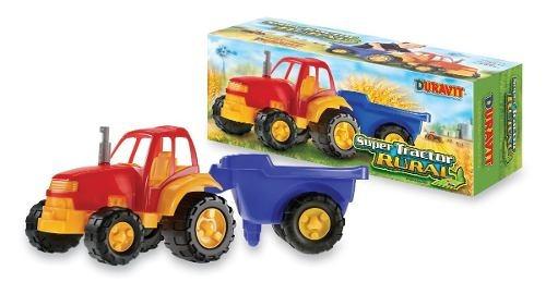 Niños As Tractor Grande Cacoplado 213 Para Juegos Duravit byg6f7Y