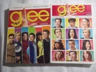Dvd - Glee - 1 Temporada - Volume 2 - Em Busca Da Fama