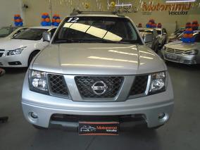 Nissan Frontier Se Attack Cd 4x4 2.5 Tb Diesel 2012