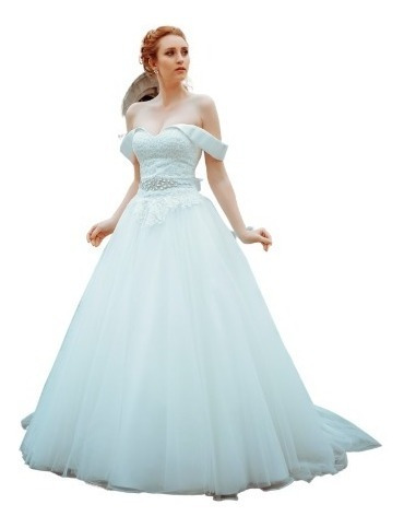 Vestido De Novia Modelo Minzy Mátug