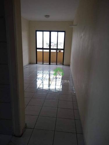 Apartamento À Venda, 53 M² Por R$ 240.000,00 - Jardim Casablanca - São Paulo/sp - Ap0908