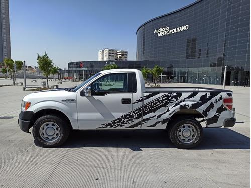 Imagen 1 de 14 de Ford F150 T/a 6cil Modelo 2014
