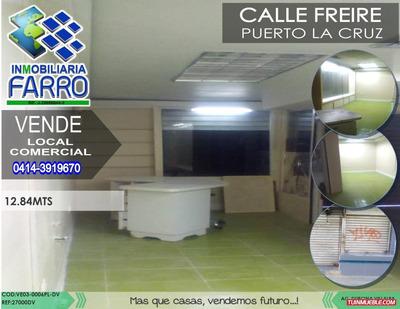 Venta De Local Comercial En Puerto La Cruz Ve03-0006pl-dv