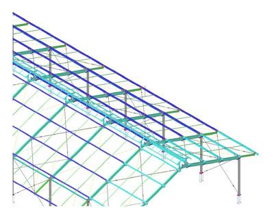 Projeto Básico Para Compost Barn De 24,00m X 73,00m