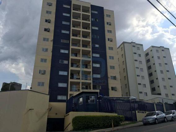 Apartamento Residencial Para Locação, Jardim Flamboyant, Campinas. - Ap0600