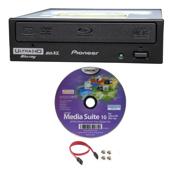 Produplicator Pioneer - Grabadora De Blu-ray